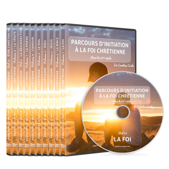 PARCOURS INITIATION A LA FOI CHRETIENNE de Carolina Costa – DVD